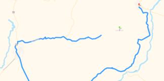 Los-Reyes-Pamatácuaro Carretera
