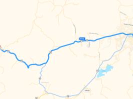 Morelia-Quiroga Carretera