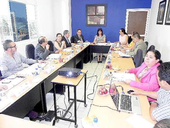 Reunión CECyTEM