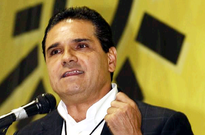 Silvano Aureoles PRD