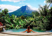 Volcán-Arenal