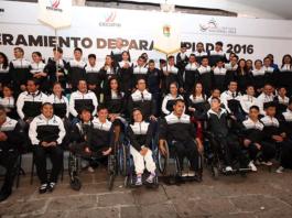 Delegación-Paralímpica