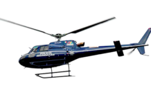 Helicóptero-Policía-Michoacán