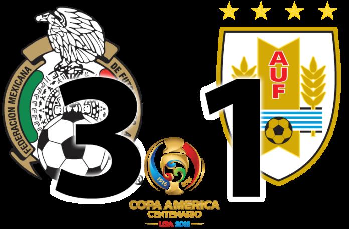 México-Uruguay