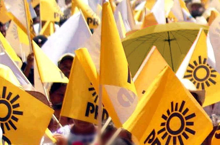 Banderas-PRD