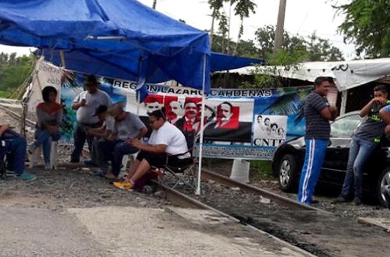 Bloqueos-Tren-Municipio