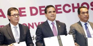 Campa-Cifrián-Silvano-Aureoles-Adrián-López-Derechos-Humanos