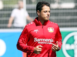 Chicharito-Javier-Hernández-Bayern
