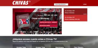 ChivasTV-Portal