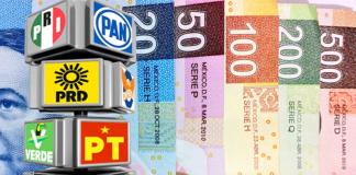 Dinero-Política-Partidos