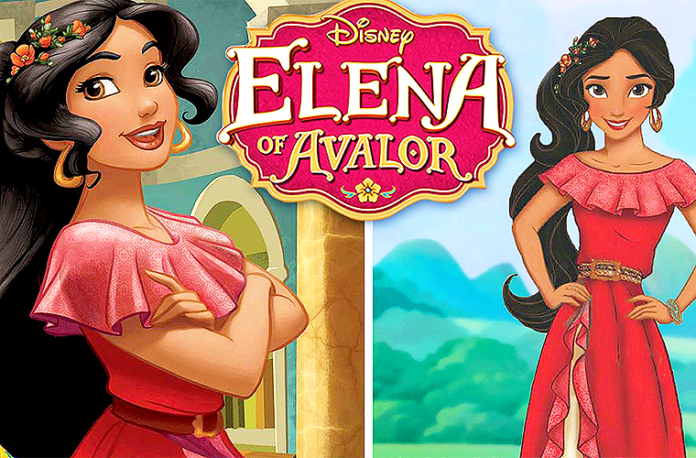 Elena-Disney