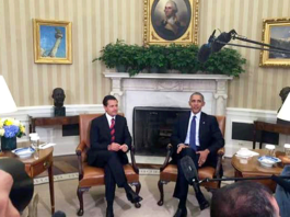 Enrique-Peña-Barack-Obama