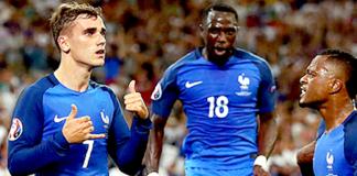 Francia-Equipo