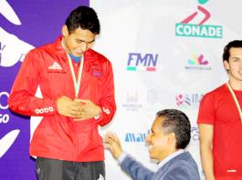 Medallistas-Natación