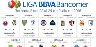 Partidos-Liga-MX-J2