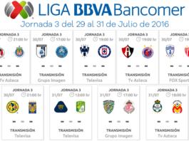 Partidos-Liga-MX-Jornada-3