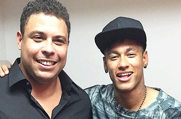 Ronaldo-Neymar