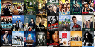 Series-Televisión