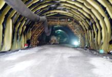 Tunel-Altozano