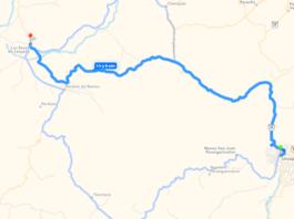 Uruapan-Los-Reyes-Carretera