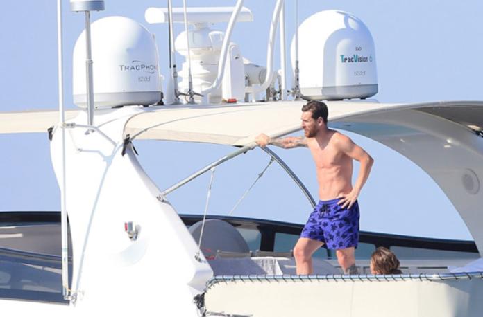 Vacaciones-Messi