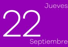 hoy22deseptiembre
