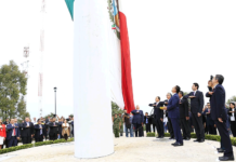 Izamiento-Bandera