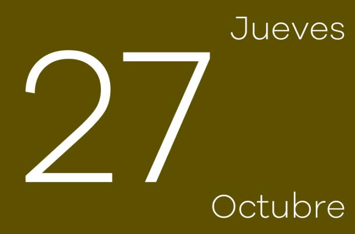 hoy27deoctubre