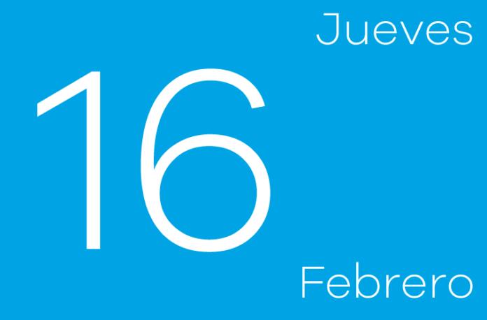Hoy16defebrero