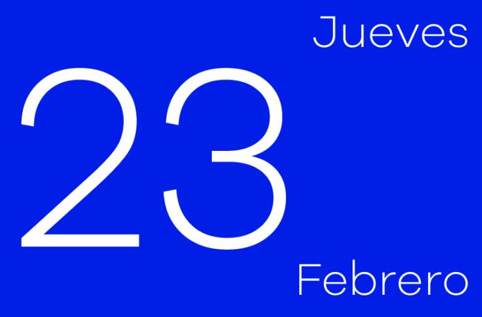Hoy23defebrero