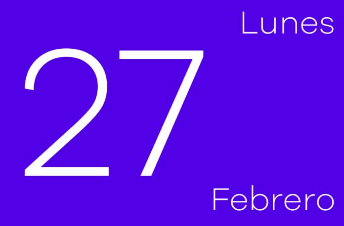 Hoy27defebrero