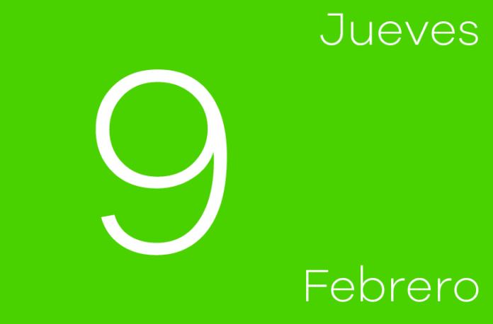 Hoy9defebrero