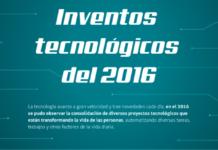 Inventos Tecnológicos del 2016