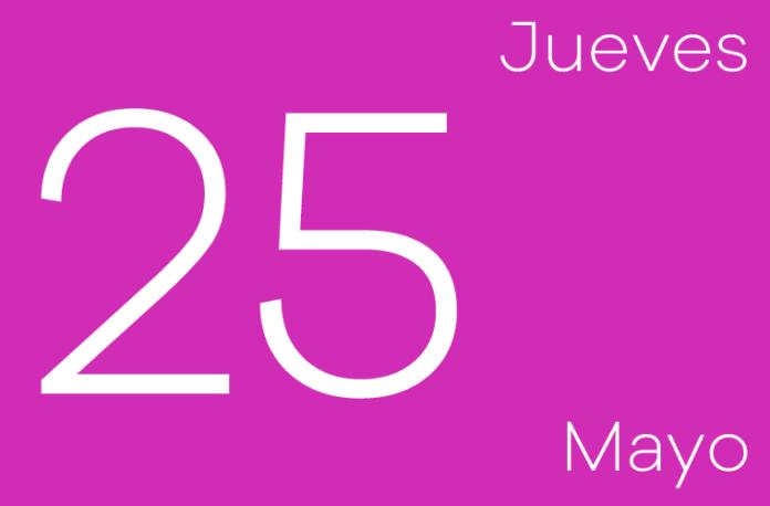 Hoy25demayo