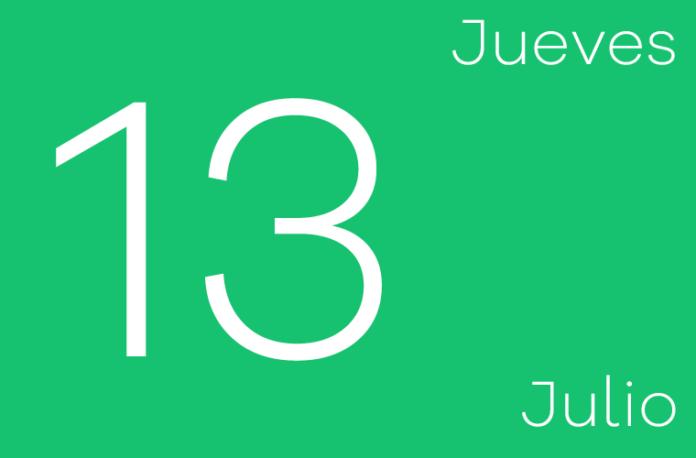 Hoy13dejulio
