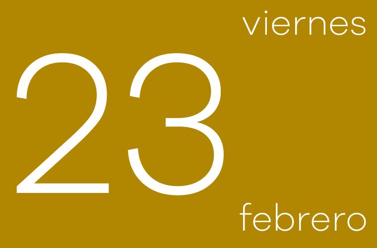 Hoy Viernes 23 De Febrero De 2018 Es El Día Número 54 Y Faltan Por